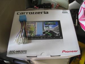 AVIC-MRZ07Ⅱ
