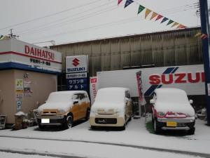 2016初雪