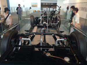 車体の構造