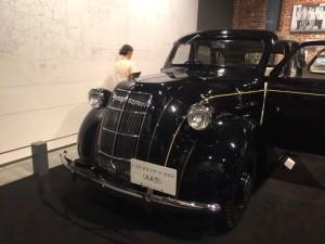 トヨタスタンダードセダンAA型