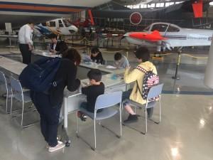 飛行機作り
